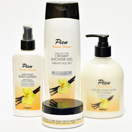 Pien Creamy Shower Gel 2